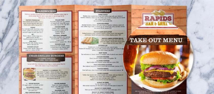 Menu Design Ideas one of americas best new restaurants gets new menu designs Restaurant Menu Design Tips Photos