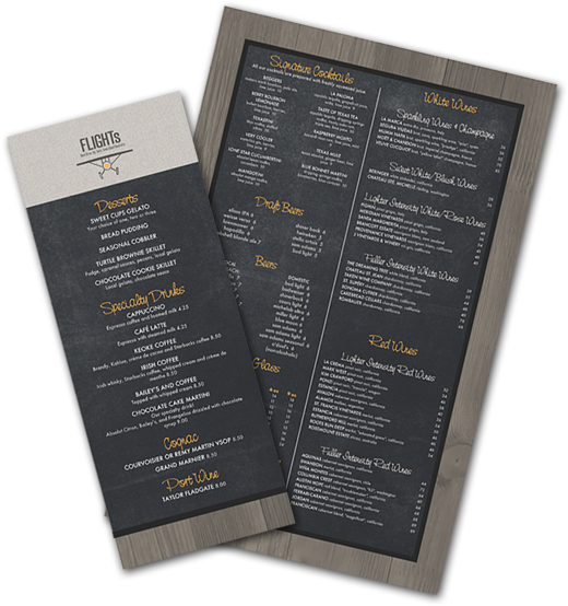 Bar Menu Template Bar Menu Design Musthavemenus